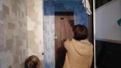 """""""Падающий дом"""" в Чите"""