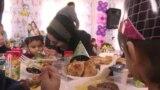 Шабнами Сурайё отметила день рождения в кругу детей-сирот