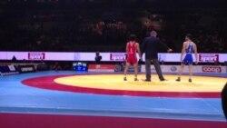ویدئوی اختصاصی از کسب نخستین مدال طلا در مسابقات بوداپست