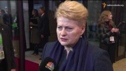 Саміт ЄС: сигнали Україні та «жорстка й відповідальна стратегія щодо Росії»