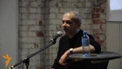 "Фәрит Бикчәнтәев ""Смена""да лекция укыды"