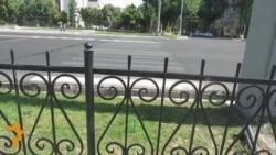 OZOD-VIDEO: Президент трассасида чорраҳасиз қолган йўловчилар