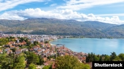 Ohri, fotografi nga arkivi.