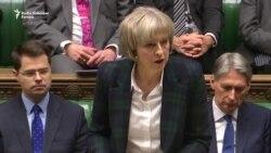 Theresa May, nova britanska premijerka
