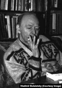 Платон Белецкий, начало 1990-х.