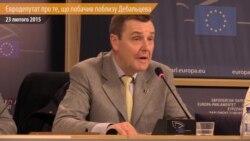 Ніколи не бачив таких виснажених людей – євродепутат про відступ з Дебальцева