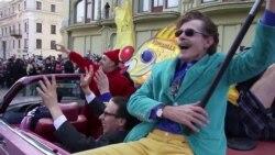 Гуморина: центром Одеси пройшла карнавальна хода (відео)