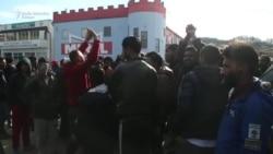 Migranti iz Mirala: Glavni problem je hrvatska policija