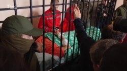 Відвід судді у справі Насірова. Розгляд справи перенесли на понеділок (відео)