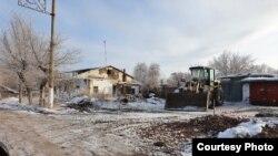 Жері мемлекет керегіне алынған ауыл. Қарағанды облысы