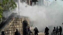 Sukob policije i protivnika Parade ponosa