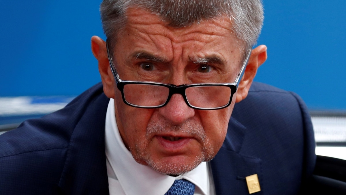 Czech PM Asks European Council To Condemn Russian Involvement In Arms-Depot Blast