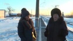 В пригороде Петропавловска против сокращения электричек