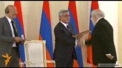 ՀՀ նախագահի մրցանակը հանձնվեց թուրք գիտնականին