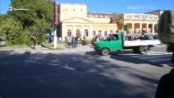 Массовое убийство в Керчи. Видео с места событий