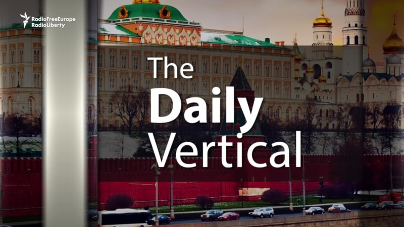 The Daily Vertical: The Human Cost Of Putin's War