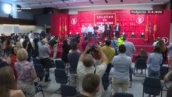 Đukanović: Poštujemo većinsku volju građana