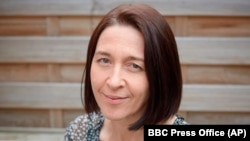 BBC correspondent Sarah Rainsford