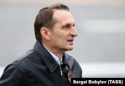 Сергей Нарышкин, директор Службы внешней разведки России