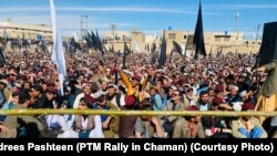 The PTM draws crowds of thousands of supporters to its rallies for Pashtun rights. Now a faction hopes to harness the movement's popularity to channel grievances into political action.