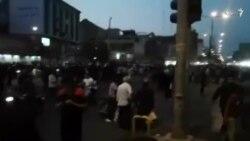اعتراضها در اهواز و حضور سنگین نیروهای امنیتی/ ۱۱ مرداد