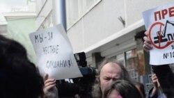 Противников реновации не пустили в Госдуму