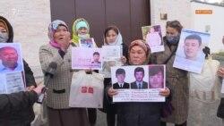 Алматыда Қытай консулдығы алдында наразылық өткізіп жүргендер Нұр-Сұлтанға барды