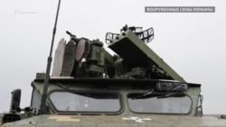 Украинские военные близ Крыма провели учения по противовоздушной обороне – ВСУ (видео)