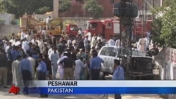 Suicide Attack Strikes U.S. Convoy In Peshawar