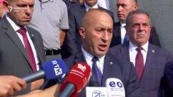 Haradinaj jep dorëheqje