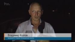 Владимир Козлов вернулся в Алматы