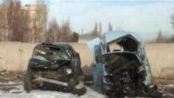 VIP-авария в Бишкеке: трое погибших