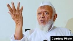 Maulana Syed Arshad Madani in Deoband, India