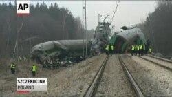 Как минимум 16 жертв в катастрофе в Польше