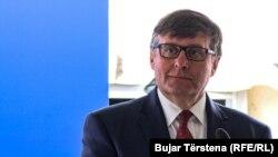 Заменик помошникот државен секретар на САД и специјален претставник за Балканот Метју Палмер
