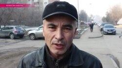 """""""Пуcть попробуют, как это"""": жители Алма-Аты – о чиновниках на велосипедах"""