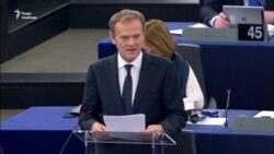 Ми зробили все, щоб врятувати Угоду про асоціацію з Україною – Туск (відео)