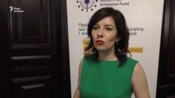 Ірина Озимок, співорганізатор Міжнародного конгресу мерів, про цілі заходу
