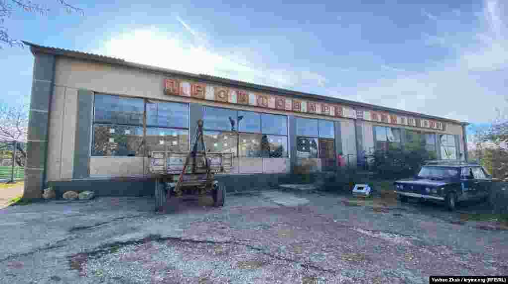 Магазин зберігся з радянських часів – класичний сільмаг