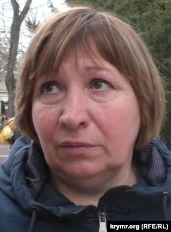 Пенсіонерка з Криму про ціни