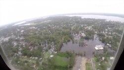Наслідки шторму «Флоренс» у США – відео