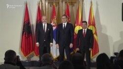 Vučić, Rama i Zaev u Novom Sadu