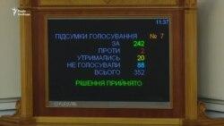 Депутати засудили польський закон про заборону «бандеризму» (відео)