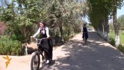'It's My Choice' To Bike To School