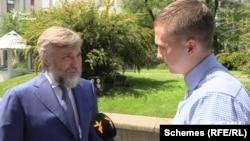 Вадим Новинський щодо перемовин про купівлю телеканалу «Наш»: «Розмови такі йдуть давно»