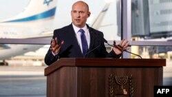 Израилдин премьер-министри Нафтали Беннет. 22-июнь, 2021-жыл.