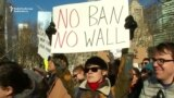 Protests Across U.S. At Travel Ban