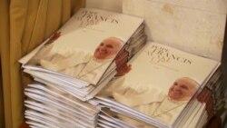 Папа римский Франциск записал свой первый альбом