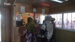 Со 2 сентября на узбекско-кыргызской границе заработали несколько КПП