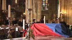 Похорон Вацлава Гавела на Празькому граді